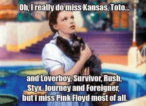 Pink Floyd's Oz
