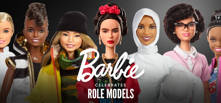 Shero Barbie and International Women's Day 2018