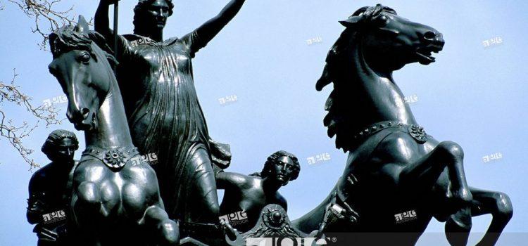 Queen Boudica, Celtic Warrior Woman