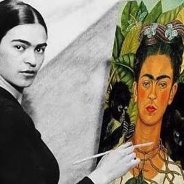 Unbreakable Frida Kahlo