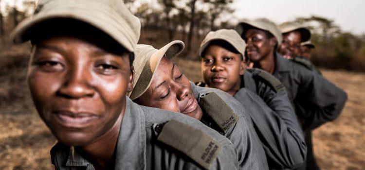 Zimbabwe Women Environmental Warriors and The Queen of Katwe
